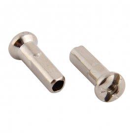 Niple 2,35/14 mm 4-hran 3,6 mm, strieborné