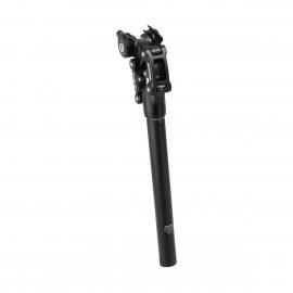 Sedlovka NCX 350MM PARALEL, čierna