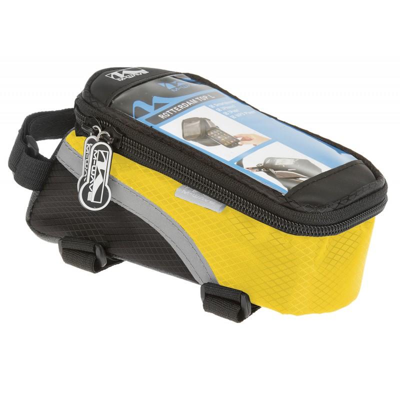 00f1558873f78 Taška M-WAVE dopredu na mobil a náradie, žltá | kubicasport.eu