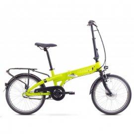 "Elektrobicykel ROMET E-GEN F20, 20"", celadon zelená"