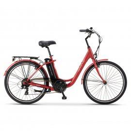 "Elektrobicykel APACHE TANKA 10,5 Ah, červená, 18"","