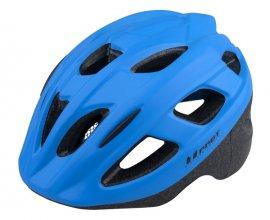 Prilba PRO-T Plus Aragon juniorská, modrá matná, M 52-56 cm