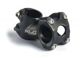 "Predstavec XLC Comp A-Head predst.ST-FR01 Al čierna/matná, 25°, 1 1/8"",Ø 31,8mm, 60mm"