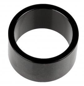Dištančný krúžok 20mm, čierny