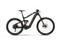 Haibike XDURO AllMtn 8.0 2020, olivová/carbon/oranžová matná, M (44 cm)