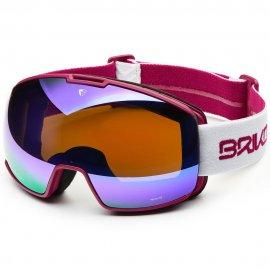 Lyžiarske okuliare BRIKO NYIRA 7.6, matt white violet