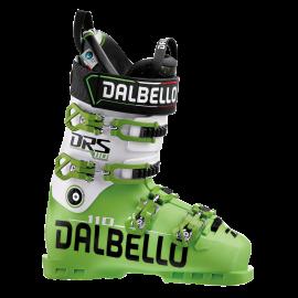 Lyžiarky DALBELLO DRS 110, 2018/19, lime/white
