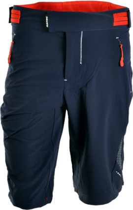 Nohavice SILVINI TALFER MP1015, navy orange