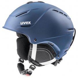 UVEX p1us 2.0, navyblue mat