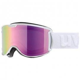 UVEX Skyper LM, white mat litemirror pink, (S2)