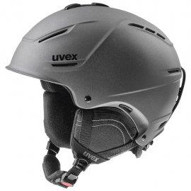 Lyžiarska prilba UVEX P1Us 2.0, gun met mat