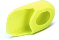 Silikónový chránič kľuky, reflexný žltý