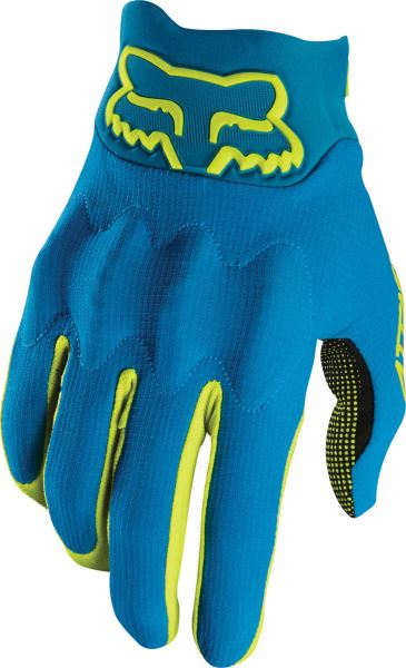 Rukavice FOX ATTACK GLOVE, teal