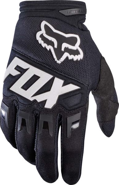 Rukavice FOX DIRTPAW RACE GLOVE, black