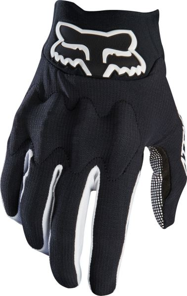 Rukavice FOX ATTACK GLOVE, black/white