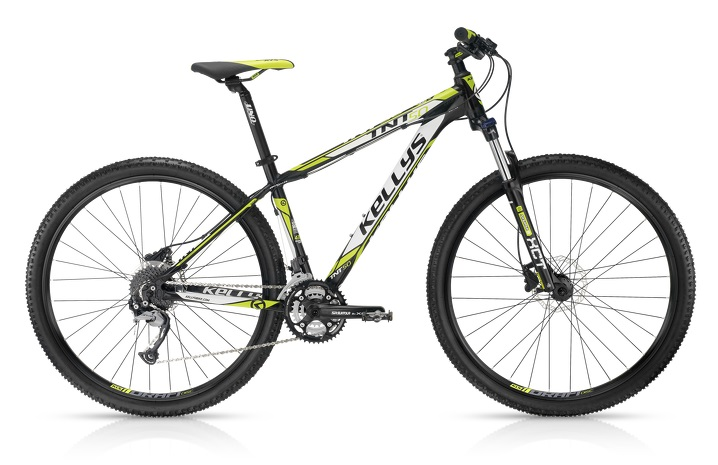 KELLYS TNT 50 Black Lime  2016, 19""