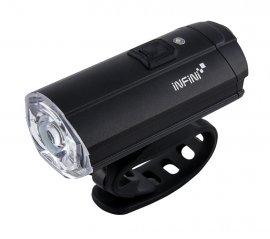 Svetlo INFINI TRON 500 predné, 6F čierne usb