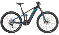Bergamont E-TRAILSTER EXPERT 29,  2019, blue grey/black/yellow