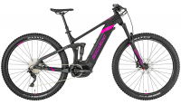 Bergamont E-TRAILSTER SPORT FMN 29,  2019, black/anthracite/berry