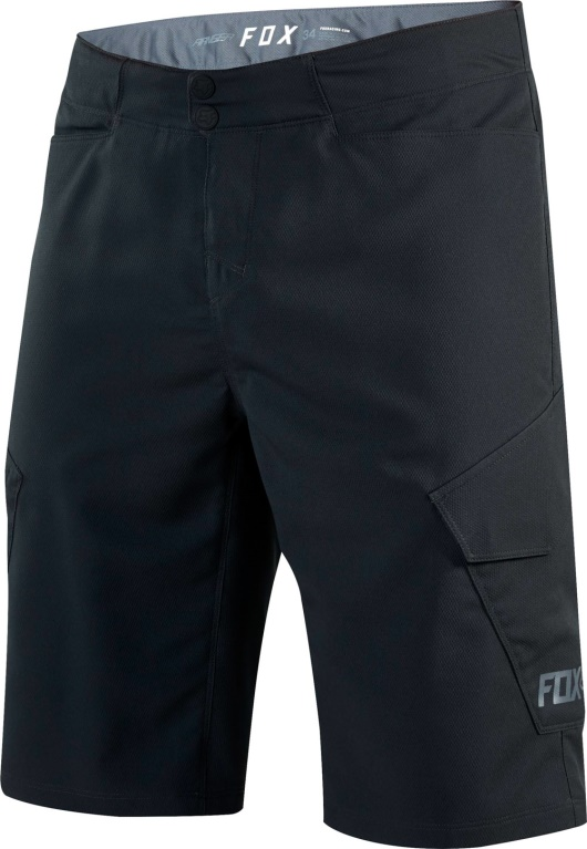 Nohavice FOX RANGER CARGO SHORT, Black
