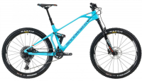 MONDRAKER FOXY CARBON R 27,5, light blue/navy/orange, 2019