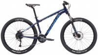 "KONA Fire Mountain 26"" 2019, midnight blue"