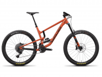 "Santa Cruz Nomad 4 AL S 27,5"" 2020, orange/carbon"