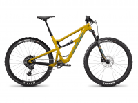 "Santa Cruz Hightower 1 C R 29"" 2019, mustard/slate blue"