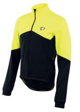 Dres ELITE THERMAL, čierno/žltý, XL