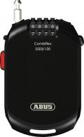 Zámok ABUS Combiflex 2503, čierny