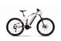 Haibike SDURO FullSeven LT 5.0 2020, biela/čierna/oranžová