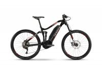 Haibike SDURO FullSeven LT 2.0 2020, čierna/biela/červená, S (40 cm)