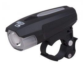 Svetlo predné SMART BL-111 WO-4 7Lux, čierna