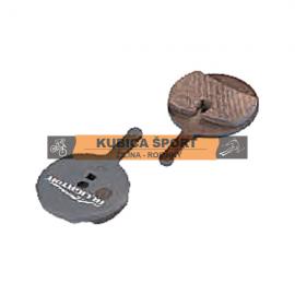 Brzdové doštičky PRO-T AGR Semi-Metallic na Avid BB5