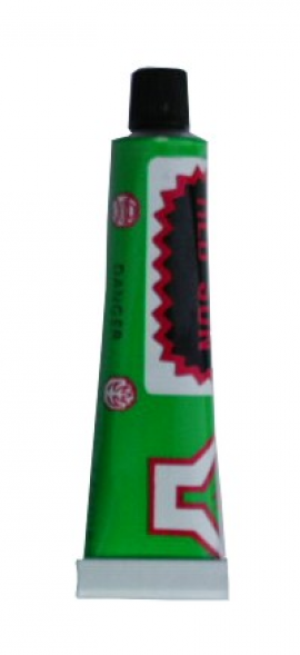 Lepidlo vulkanizačné v tube, 20ml, 18 g (cena za 1ks)