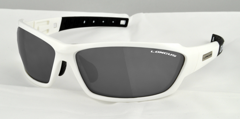 7a824c2ce Okuliare WIND FF biela/čierna, sklá Mirror