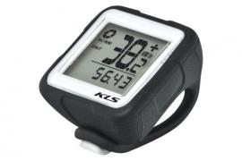 Bezkáblový tachometer REFLEX, čierny, 14F