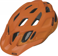 Prilba ABUS MOUNTK TREY ORANGE, M (53 - 58 cm)