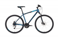 "Kellys Cliff 90 28"" 2020, deep blue"