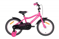 "Alpina STARTER 16"" 2020, pink, 9.5"" (23,5 cm)"