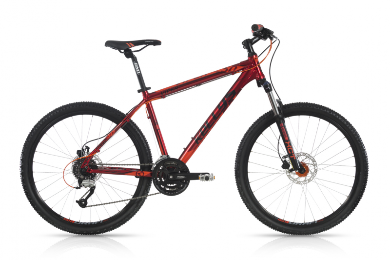 "KELLYS Viper 50 Red 26""  2017, 17,5"" (445 mm)"