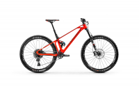Mondraker Foxy Carbon R 29 2020, flame red/carbon
