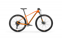 Mondraker Chrono 29 2020, fox orange/black/light green