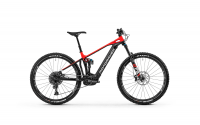 Mondraker Crafty R 29 2020, black/flame red/white
