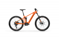 Mondraker Chaser+ 2020, fox orange/black/light green