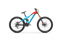 Mondraker Summum Carbon Pro Team 27.5 2020, light blue/flame red/carbon