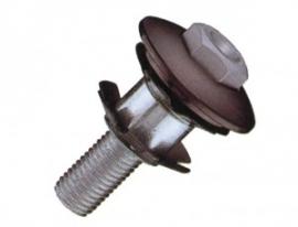 """BMX A-Head-Plug, 1 1/8"""" pro stredové vedení lanka"""