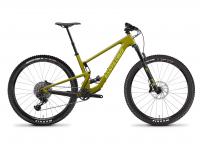 Santa Cruz Tallboy 4 C S 2020, rocksteady yellow/yellow