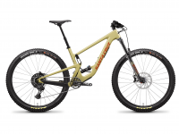 "Santa Cruz Hightower 2 C R 29"" 2020, desert/orange"