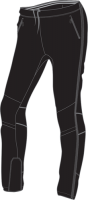 SILVINI Soracte Pro MP1513, black